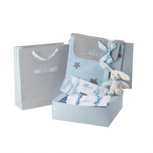 My Baby Shower Personalized Gift Set