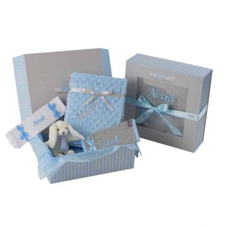 Minky Gift Set
