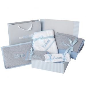 All Personalized baby Gift Set!