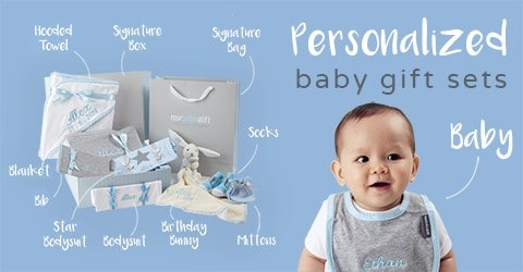 my baby gift personalized newborn baby shower gifts for girls boys