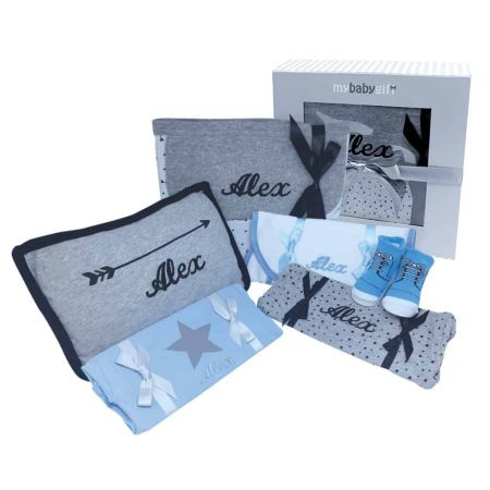 Mix collection baby gift set